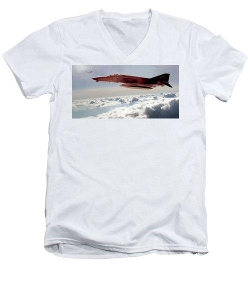 Phabulous Phantoms Men's V-Neck T-Shirt