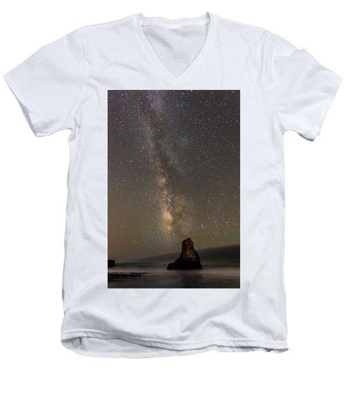 Phases Of Matter Men's V-Neck T-Shirt