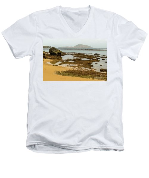 Phillip Island 01 Men's V-Neck T-Shirt