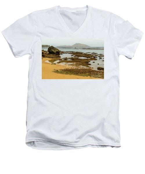 Phillip Island 01 Men's V-Neck T-Shirt
