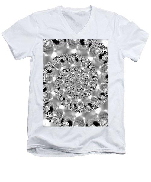 Phone Case Men's V-Neck T-Shirt