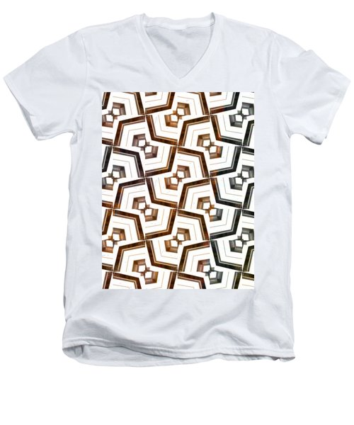 Piano Keys I Men's V-Neck T-Shirt