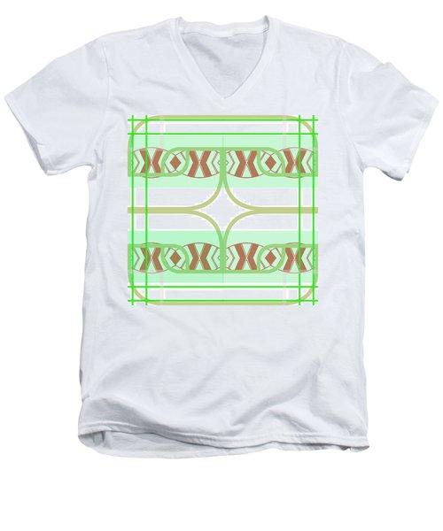 Pic6_coll1_15022018 Men's V-Neck T-Shirt