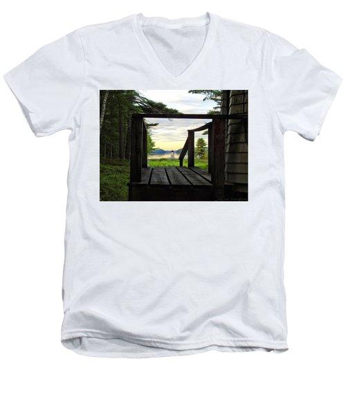 Picture Perfect Men's V-Neck T-Shirt