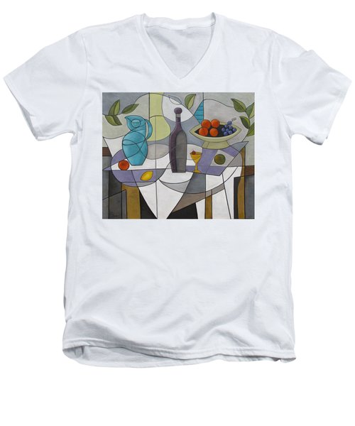 Pieces Of A Dream Men's V-Neck T-Shirt