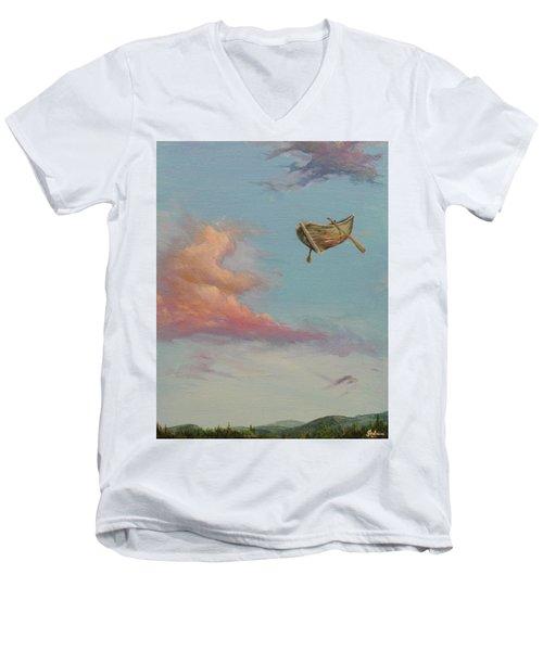 Pilgrim Soul Men's V-Neck T-Shirt