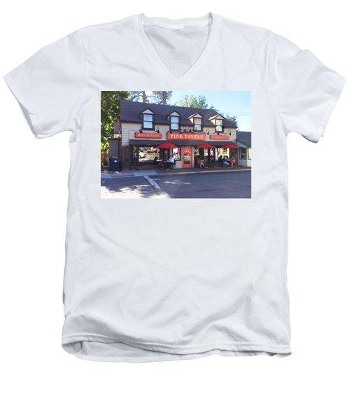 Pine Tavern Men's V-Neck T-Shirt