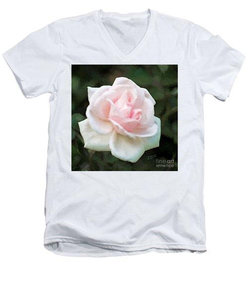 Pink Perfection Men's V-Neck T-Shirt