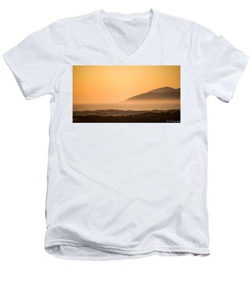 Pismo Sunrise Men's V-Neck T-Shirt