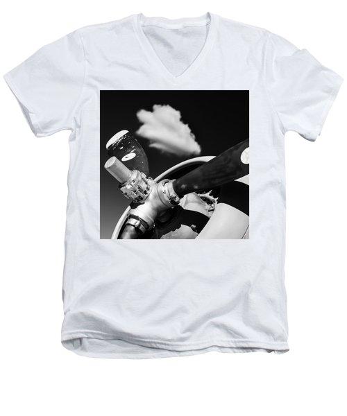 Plane Portrait 2 Men's V-Neck T-Shirt