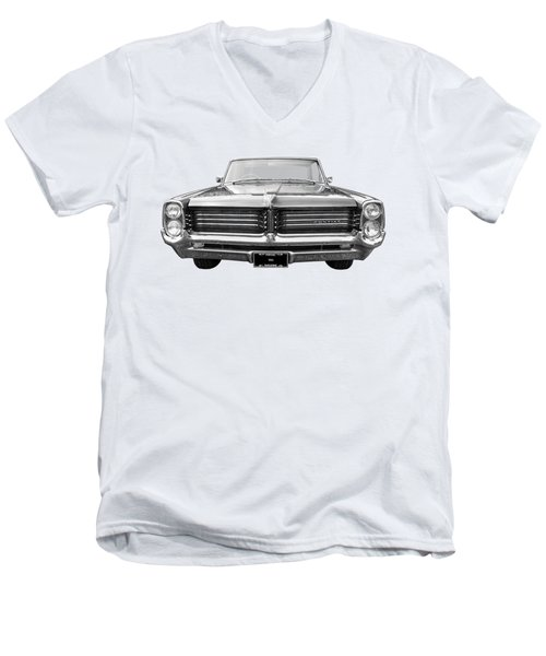Pontiac Parisienne 1964 Men's V-Neck T-Shirt