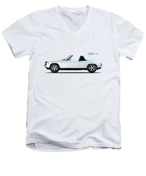 Porsche 914 Men's V-Neck T-Shirt