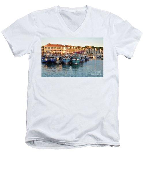 Port St. Francis Men's V-Neck T-Shirt