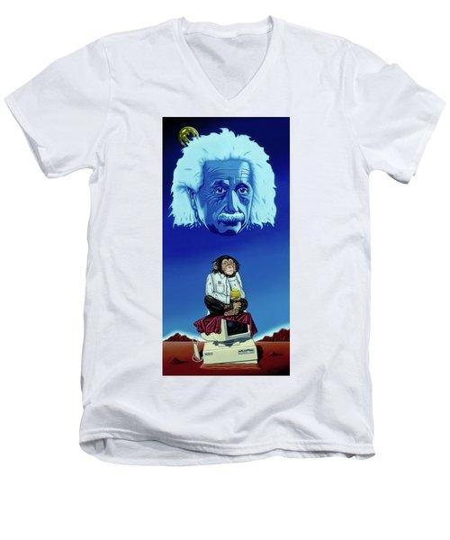 Primitive Daydream Men's V-Neck T-Shirt