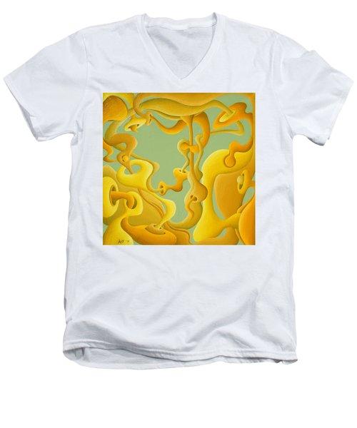 Pro-photonic Sunshine System Men's V-Neck T-Shirt