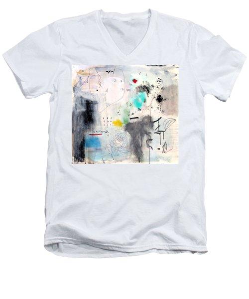 Processus Men's V-Neck T-Shirt