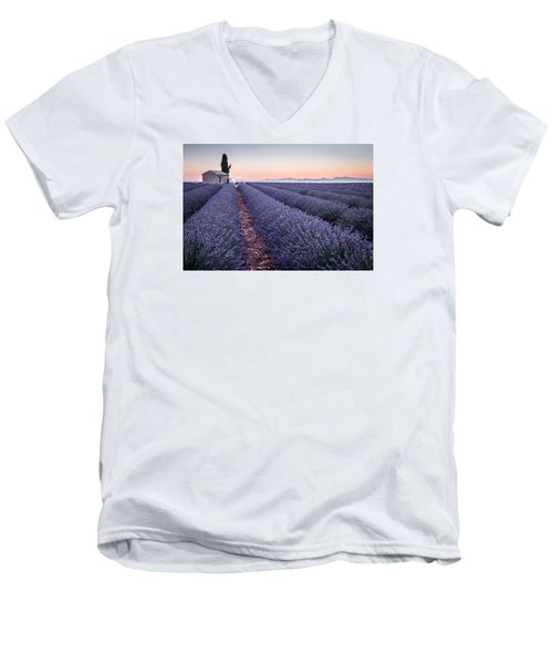 Provence Men's V-Neck T-Shirt