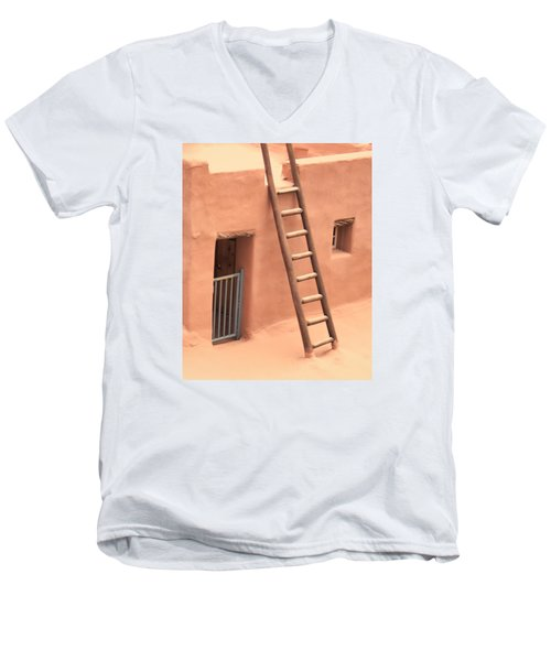 Pueblo Men's V-Neck T-Shirt