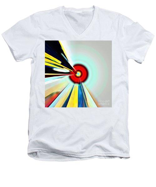 Farsighted  Men's V-Neck T-Shirt