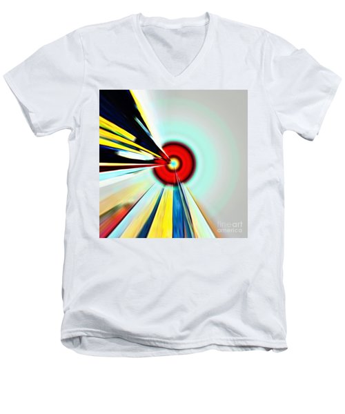 Farsighted  Men's V-Neck T-Shirt