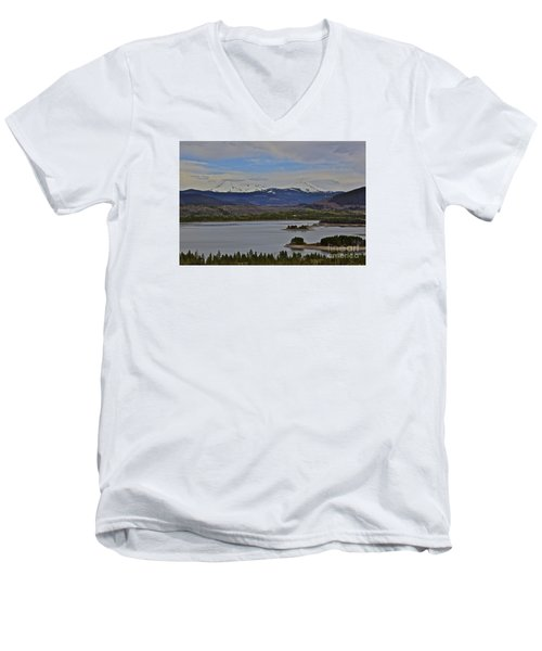 Pure Delight Colorado Men's V-Neck T-Shirt