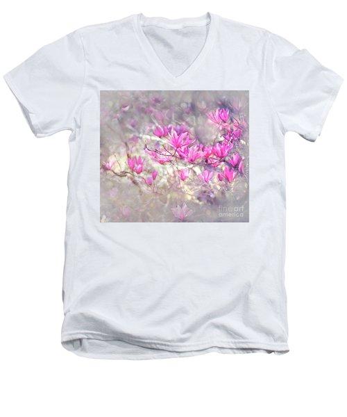 Pure Love Men's V-Neck T-Shirt