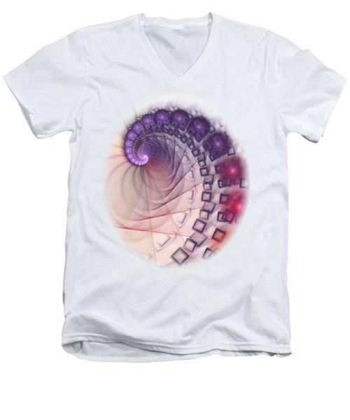 Quantum Gravity Men's V-Neck T-Shirt