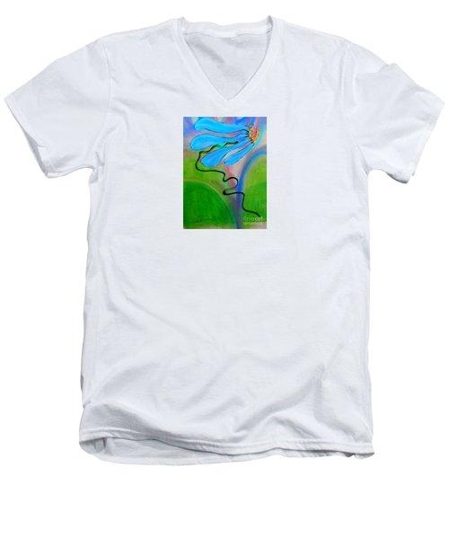 Quest Men's V-Neck T-Shirt