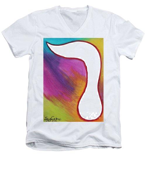 Radiant Resh Men's V-Neck T-Shirt