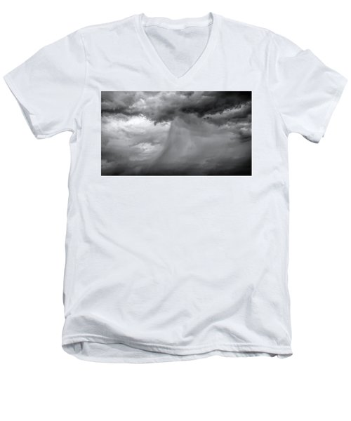 Rain Cloud Men's V-Neck T-Shirt