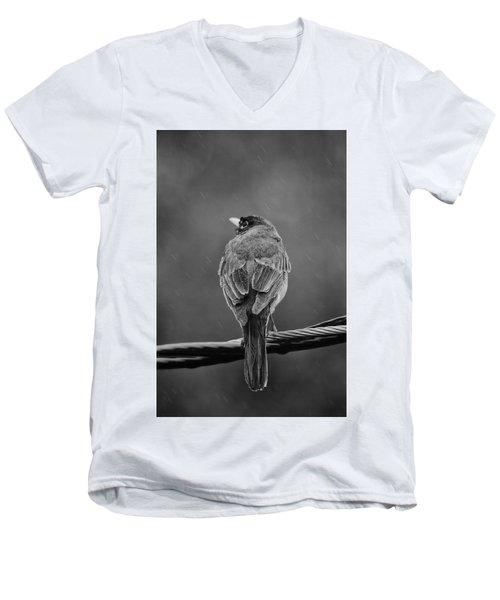 Rainy Day Men's V-Neck T-Shirt
