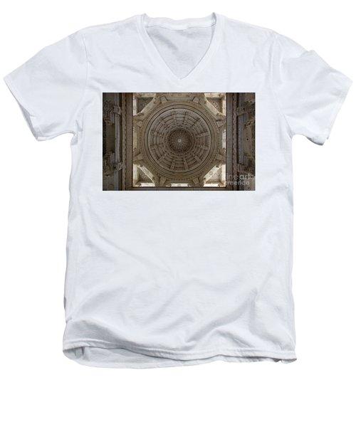 Rajashtan_d705 Men's V-Neck T-Shirt