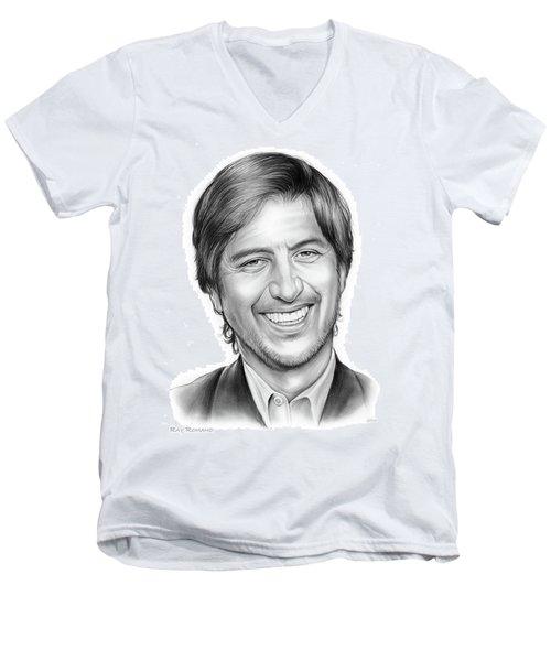 Ray Romano Men's V-Neck T-Shirt