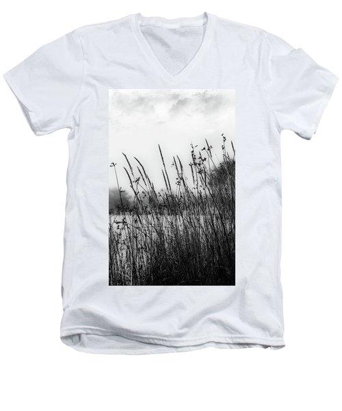 Reeds Of Black Men's V-Neck T-Shirt