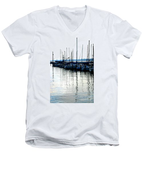 Reflections -  Image  2 Men's V-Neck T-Shirt