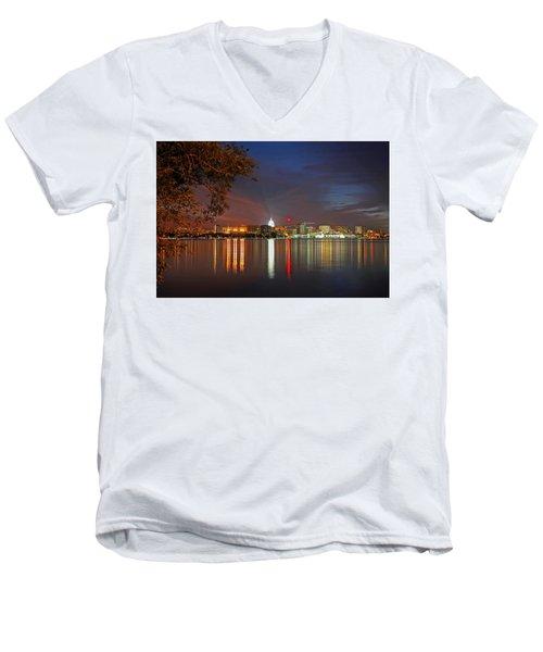 Reflections Of Madison Men's V-Neck T-Shirt