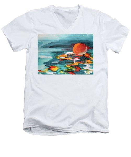 Reflectsun Men's V-Neck T-Shirt