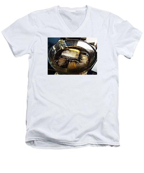 Refreshing Drink Men's V-Neck T-Shirt
