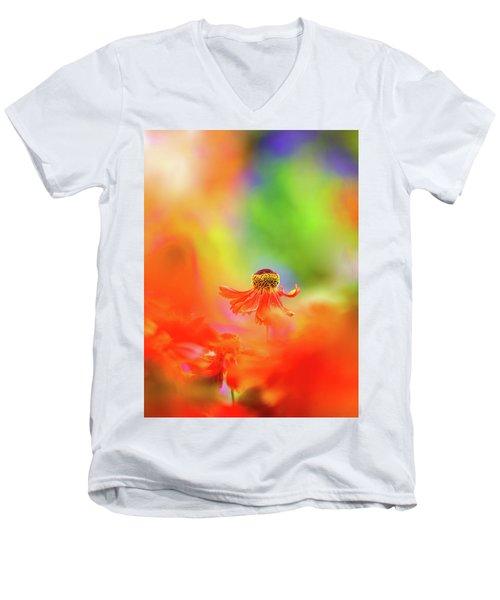 Rejoice Men's V-Neck T-Shirt