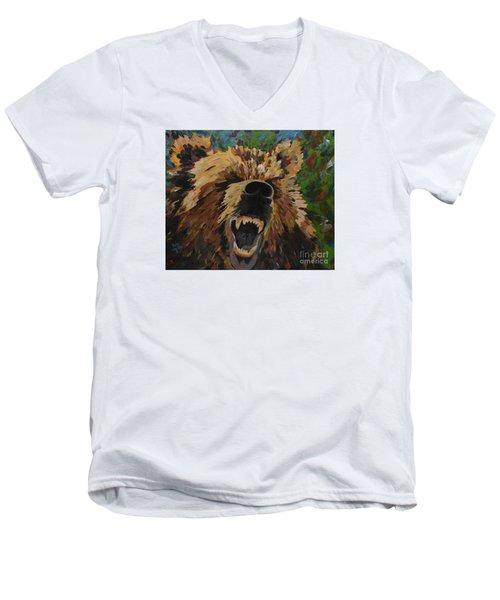 Relentless Men's V-Neck T-Shirt