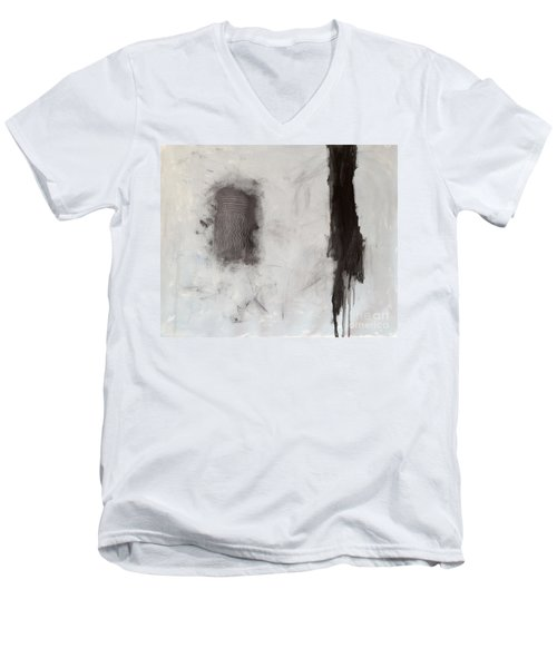 Rencontre Avec L'infini Men's V-Neck T-Shirt