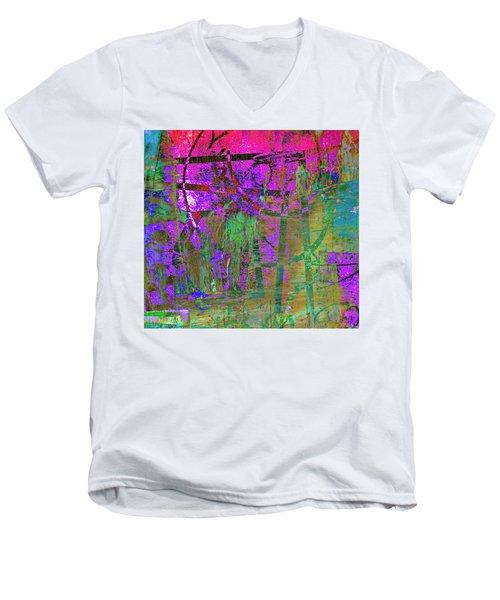 Renewed Hope Men's V-Neck T-Shirt