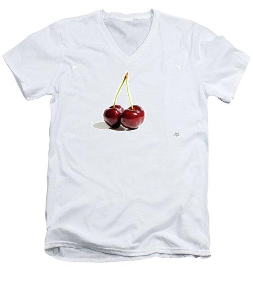 Resplendent Still Life Men's V-Neck T-Shirt