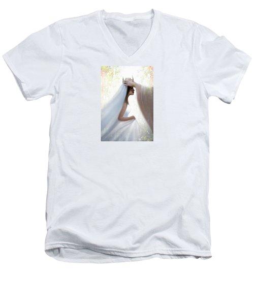 Righteous Crown Men's V-Neck T-Shirt