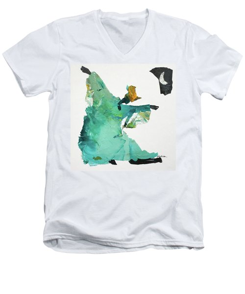 Ring Shout Dancer Men's V-Neck T-Shirt