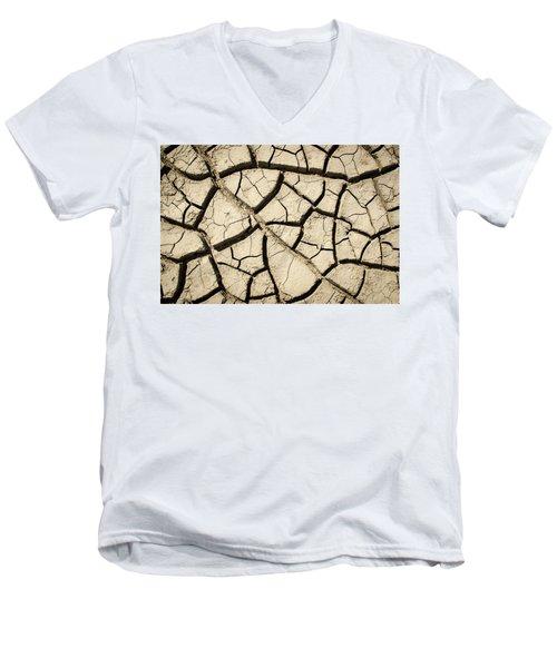 River Mud Men's V-Neck T-Shirt