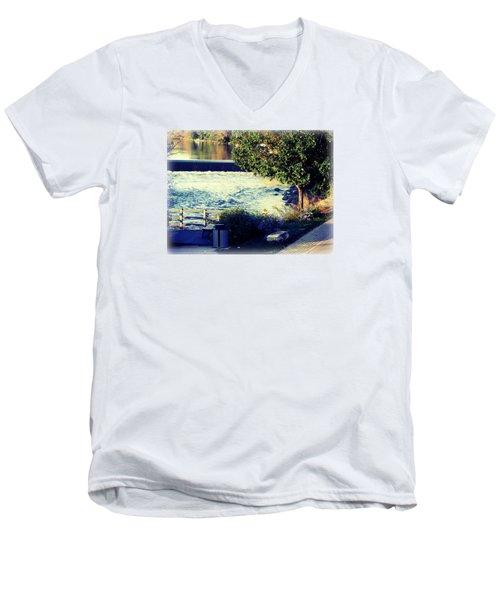 Riverside Men's V-Neck T-Shirt