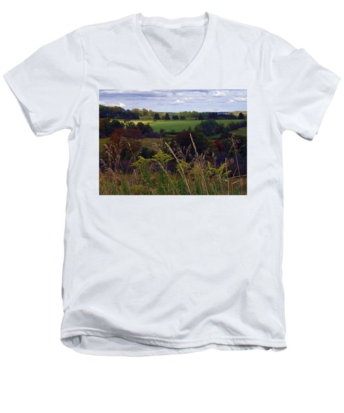 Roadside Wanderings Men's V-Neck T-Shirt