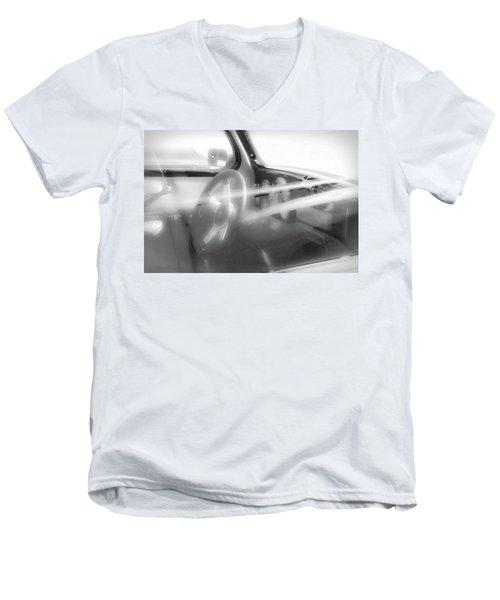 Roadster Men's V-Neck T-Shirt