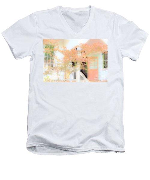 Robert F. Thomas Chapel Men's V-Neck T-Shirt